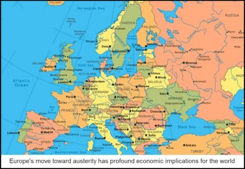 World Will Feel the Drag of Europe\'s Austerity | Zero Hedge | Zero Hedge