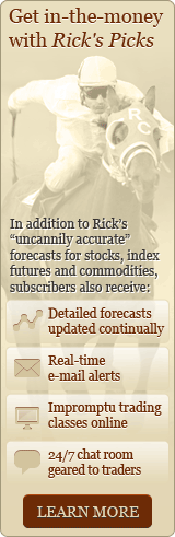Benefits of a Rick's Picks Subscription