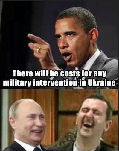 Would You Choose Putin Over Obama